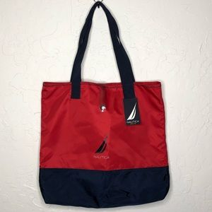 Nautica Colour Roll-Up Tote Bag